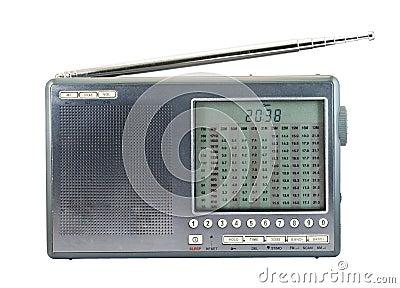 Modern radio receiver