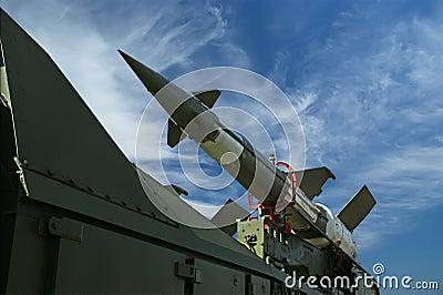 Modern Russian anti-aircraft missiles  5V27DE