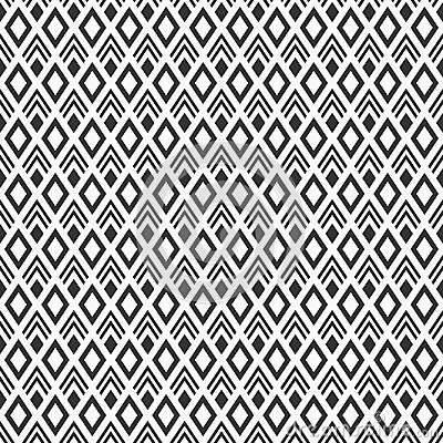 Free Modern Seamless Geometry Pattern. Royalty Free Stock Photography - 95297367