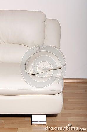 Modern settee