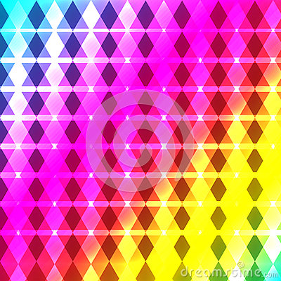Modern shiny abstract background