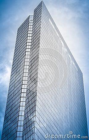 Modern Skyscraper USA