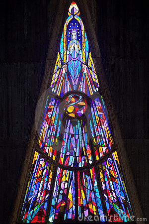 Modern Stained Glass R...