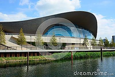 Modern Aquatic Swimming Pool Building London Editorial Image Image 42891235