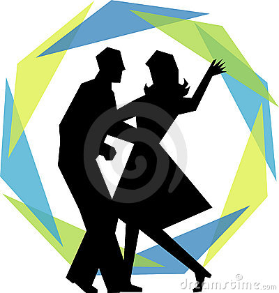Modern Swing Dance Couple/eps