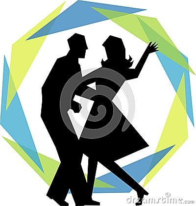 Modern Swing Dance Couple/eps