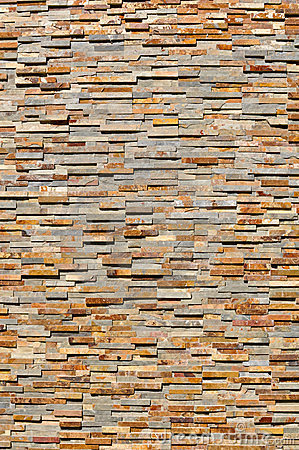 Modern Tan Brick Background