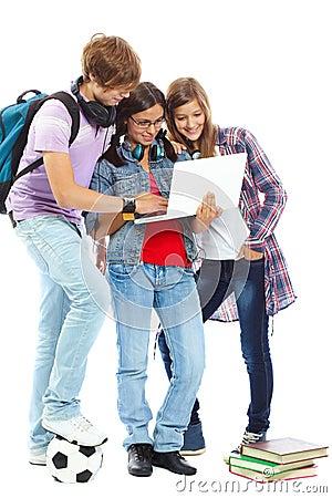Modern teens