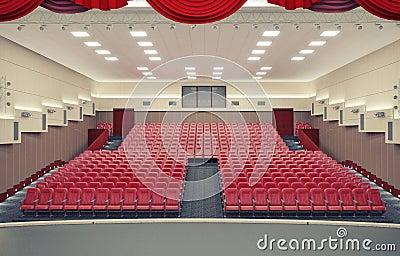 Modern theater