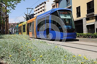 Modern Tramway