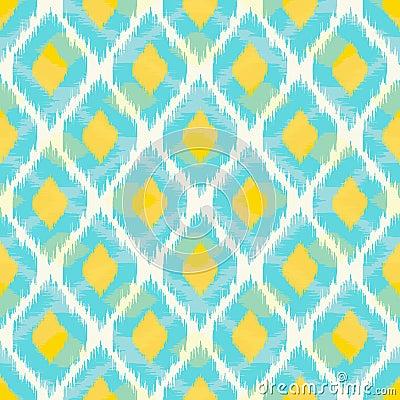 Modern tribal fashion seamless pattern