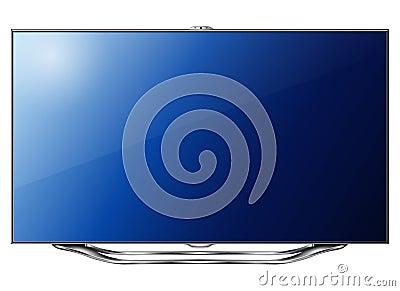 Modern TV led