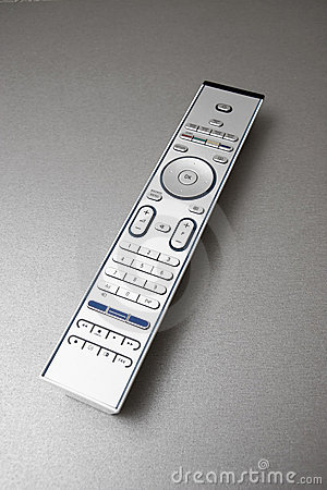 Free Modern TV Remote Control Royalty Free Stock Photo - 3087785