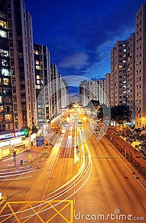 Modern Urban City