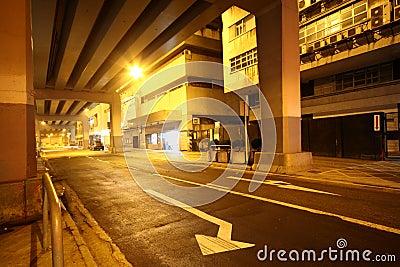 Modern urban landscape