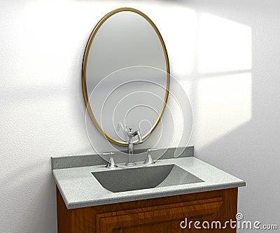 Modern Vanity Sink