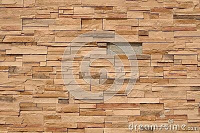 Modern Wall Missing a Brick