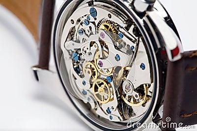 Modern Watch, Close-up