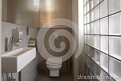 Modern White Luxury Bathroom