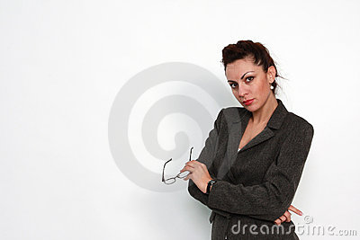modern working female