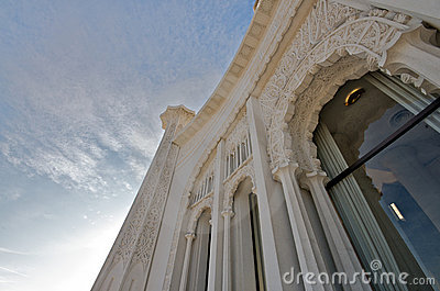 Modern Worship Temple