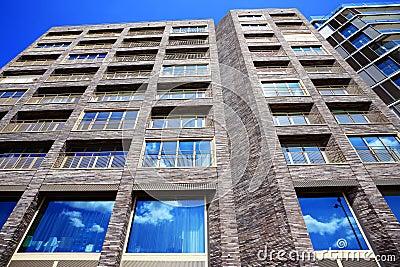 Moderne architektur in amsterdam lizenzfreies stockbild bild 27957846 - Architektur amsterdam ...
