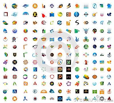 Moderne emblemen