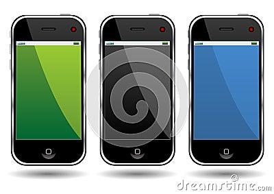 Moderne Handys