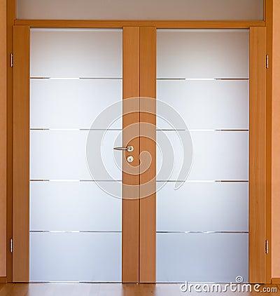 moderne wohnzimmert r stockfoto bild 25367860. Black Bedroom Furniture Sets. Home Design Ideas