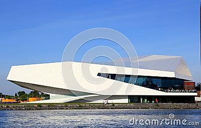 ^ - Modernes Opernhaus In msterdam edaktionelles Stockfotografie ...
