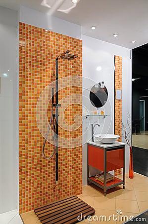 Altes Badezimmer Stockfoto   Bild: 827360, Badezimmer Ideen