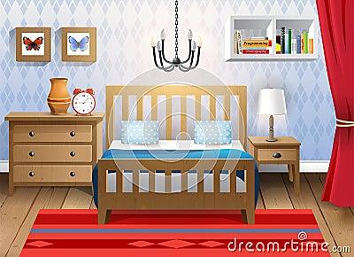Fein Schlafzimmer Clipart Fotos