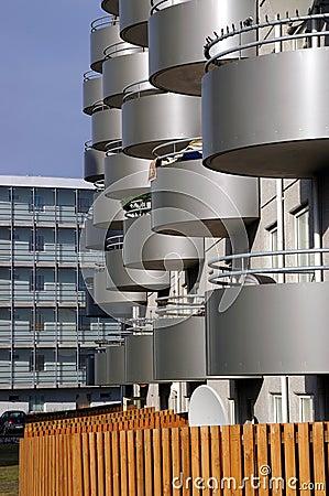 Modernist Icelandic Buildings