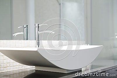 Badrum badrum modernt : Modernt Badrum Royaltyfri Bild - Bild: 34698046