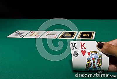 Modig poker