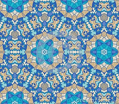 Mod le des formes abstraites color es 19 de mandala - Modele de mandala ...