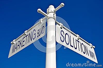 Modo di blvd_solution di vendita