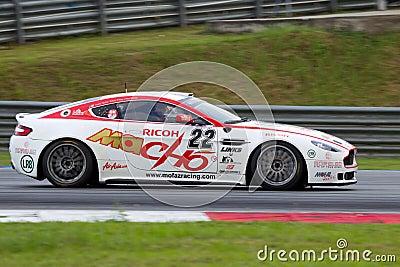 Mofaz racing merdeka endurance race Editorial Stock Photo