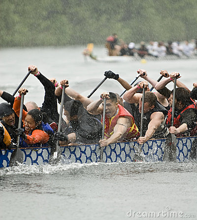 The MOFO Dragon Boat racing Editorial Photography