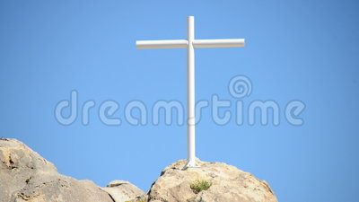 Mojave krzyż zbiory wideo