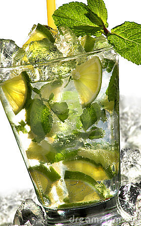 Free Mojito Royalty Free Stock Photos - 15371268