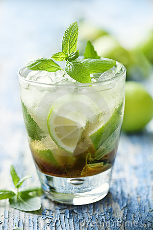 Free Mojito Stock Photography - 17123992