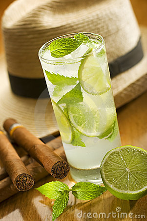Free Mojito Stock Photography - 5906172