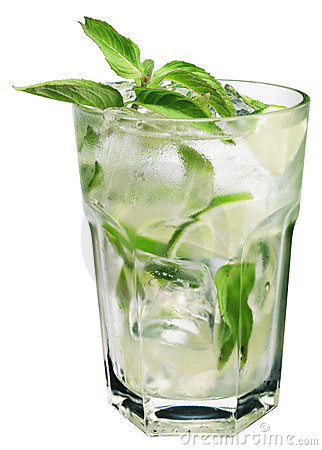 Free Mojito Cocktail Stock Image - 15551861