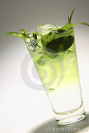Royalty free stock image mojito cocktail