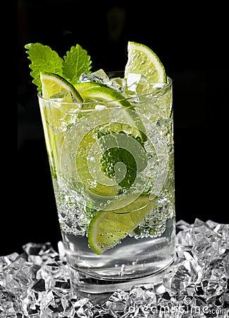 Mojito Cocktail Royalty Free Stock Image - Image: 8302486