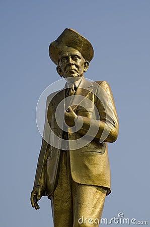 Mokshagundam Visvesvaraya Statue