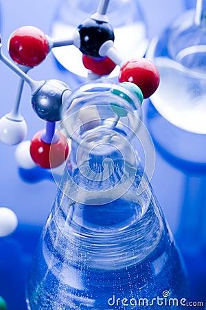 Molecular Model - Laboratory