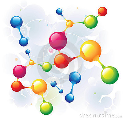 Molecule mixed