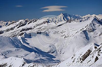 Molltaler ski resort, Austria